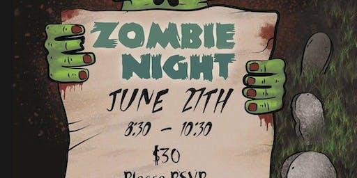 Zombie Night!