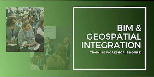 BIM & Geospatial Integration