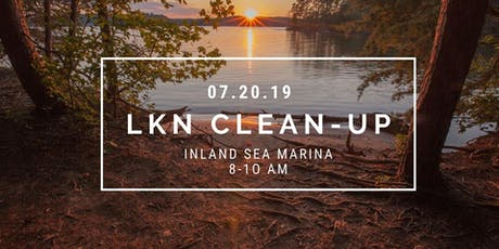 CRP LKN Clean-Up #LoveYourLake tickets