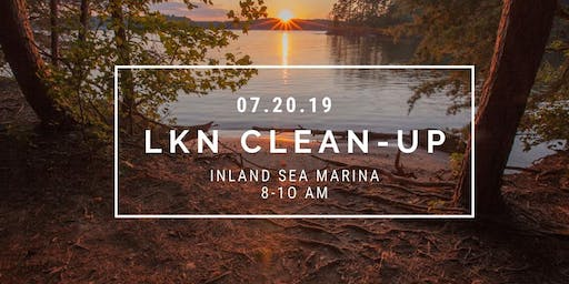 CRP LKN Clean-Up #LoveYourLake