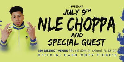 NLE Choppa - Live in Miami