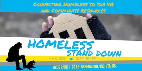 Homeless Stand Down tickets