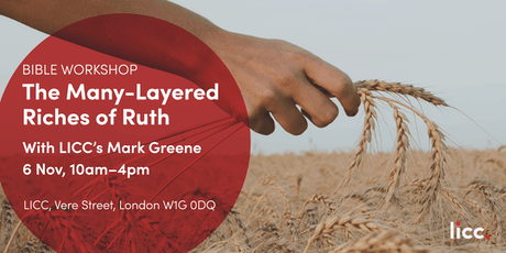 The Many-Layered Riches of Ruth: Bible Workshop tickets