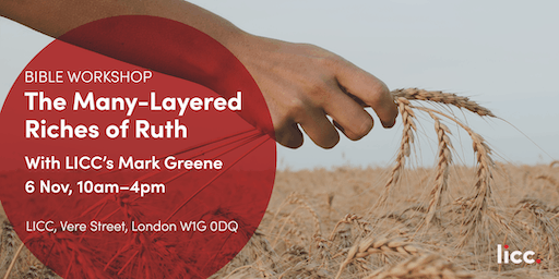 The Many-Layered Riches of Ruth: Bible Workshop