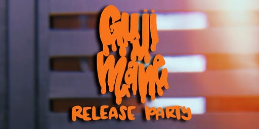 Guji Mane Release Party w/ Bartholomew Jones, Milan Credle & Andrew Myles