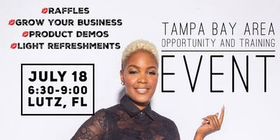 Tampa Bay area Training and Opportunity Event with Coach Chi (guest registration)