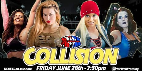 MPWA: COLLISION tickets