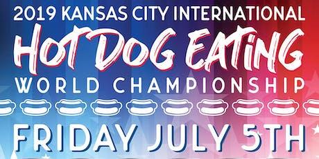 Kansas City International Hot Dog Eating World Championship! tickets