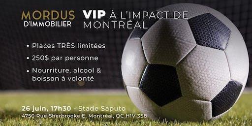 Événement privé Mordus D'Immobilier - Impact de Montréal