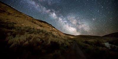 Milky Way over the Deschutes River