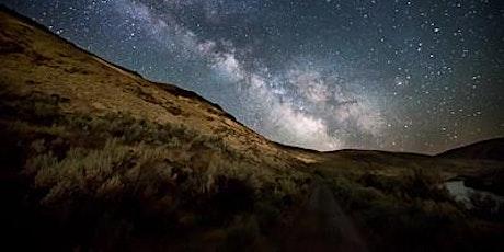Milky Way over the Deschutes River tickets