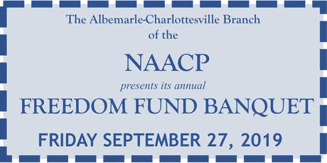 2019 FREEDOM FUND BANQUET tickets
