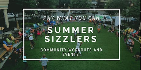Summer Sizzlers tickets