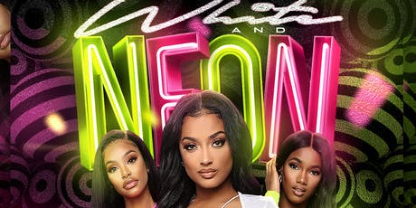White & Neon Party (First Class Fridays) tickets