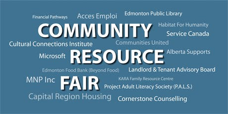 Community Resource Fair tickets