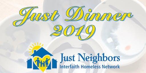 Just Dinner 2019