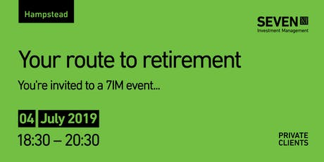 When can you retire?  tickets