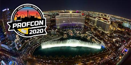 ProfCon 2020 tickets