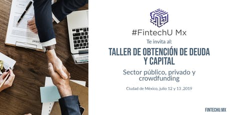 Taller de Levantamiento de Capital - CDMX tickets