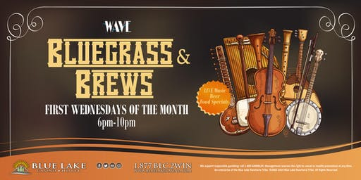 Bluegrass & Brews featuring Hogleg Bluegrass