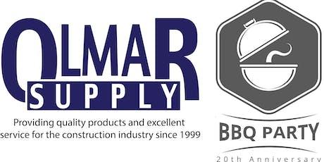 Olmar Supply BBQ tickets