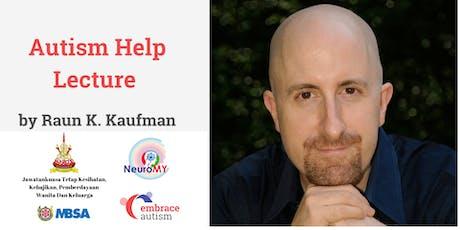 Autism Help by Raun Kaufman (1 Sep 2019) tickets