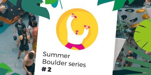 Summer Boulder series #2