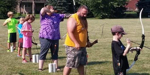 July Outdoor Archery Classes (4 Monday Sessions)