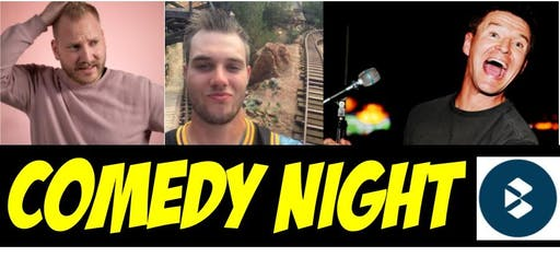 Comedy Night with Andrew Hobbs & Ed Tracey