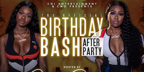 Official Yo Gotti Birthday Bash Afterparty hosted by City Girls  tickets