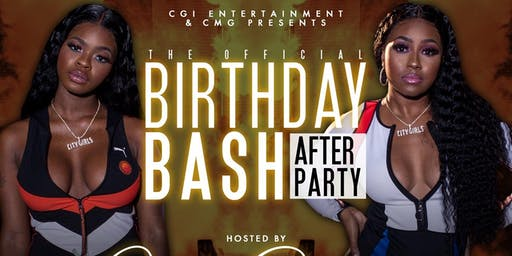 Official Yo Gotti Birthday Bash Afterparty hosted by City Girls