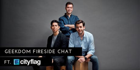 Fireside Chat Featuring Cityflag - Hosted by Michael Henderson tickets