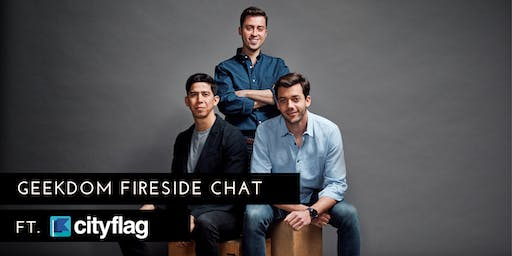 Fireside Chat Featuring Cityflag - Hosted by Michael Henderson