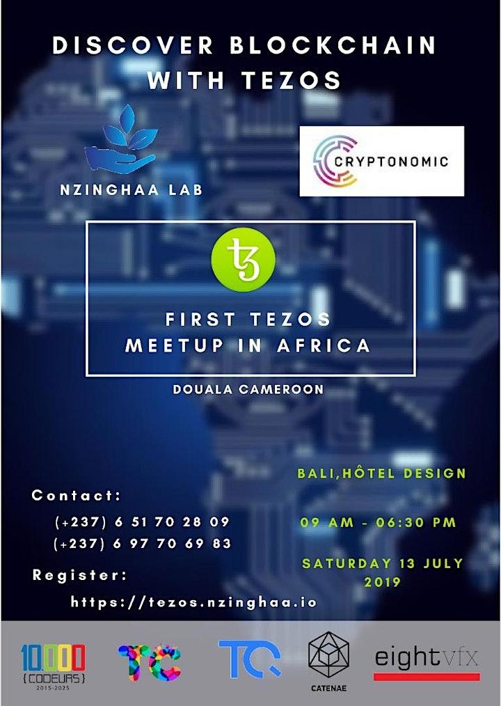 Image pour Tezos Africa Meetup