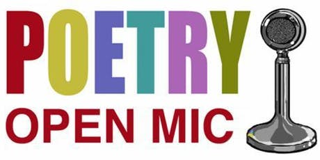 """""""Let's Talk About It!"""" Open Mic Poetry & Prose Event tickets"""