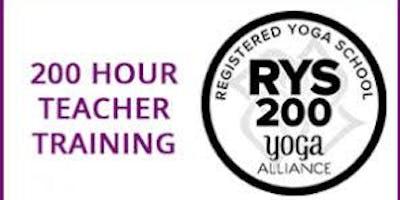 Power Vinyasa Teacher Training
