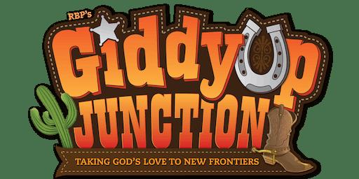 """GiddyUp Junction"" Vacation Bible School at Mehoopany Baptist Church"