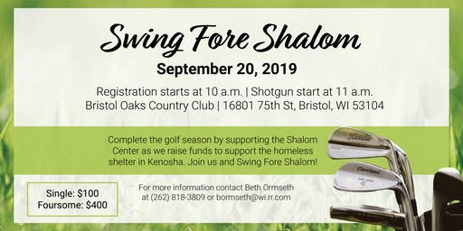 Swing Fore Shalom