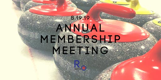 Curling Club of Rochester Annual Membership Meeting