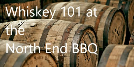 Whiskey 101 With Harold Webler tickets