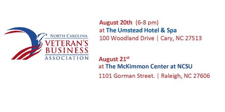 NC VetBiz 2019 Networking Reception & Procurement Summit  tickets