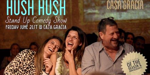 Hush Hush - Stand Up Comedy Show