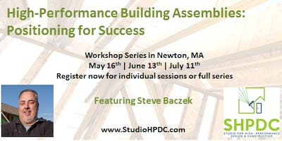 High Performance Building Assemblies: Positioning for Success