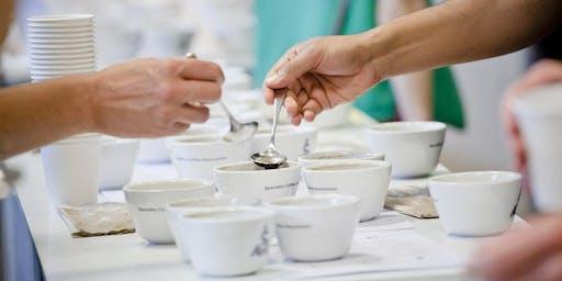 Omaha Roasting Company Coffee Cupping