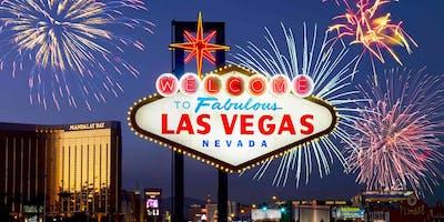 Las Vegas Strip 4th of July Fireworks Viewing