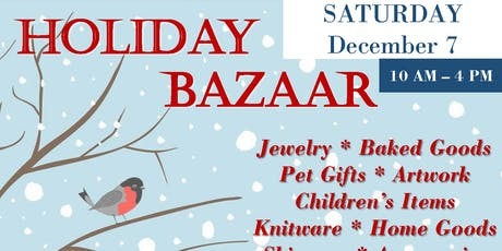 Continuum Holiday Bazaar tickets