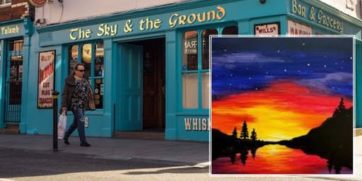 Paint by the Pints - Paint night in Wexford  w/ a free drink