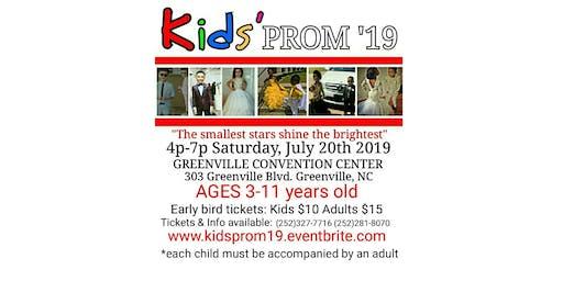Kid's PROM '19