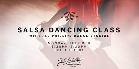 Salsa Dancing Class with Jae Phillips Dance Studio tickets