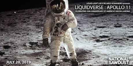 Liquid Light Lab & Ricardo Romaneiro: Liquidverse – Apollo 11 tickets